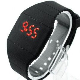 gratisdeal-matrix-watch-schwarz