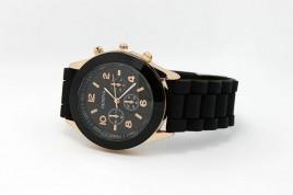 BlackGold - Herren Armband Uhr - 100 kostenlos