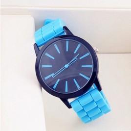 BlueEmotion Uhr mit Soiliconband 100 KOSTENLOS gratisdeal.ch