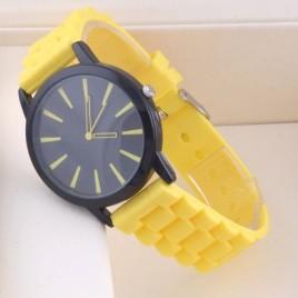YellowEmotion Uhr mit Soiliconband 100 KOSTENLOS gratisdeal 2.ch
